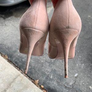 Aldo Shoes - Aldo blush heels